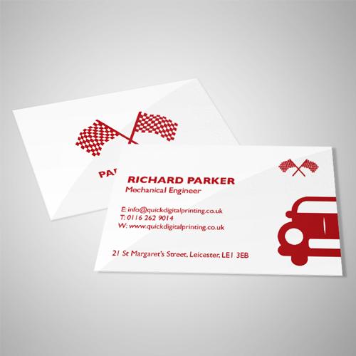 Matt laminated business cards premium matt laminated business cards reheart Images